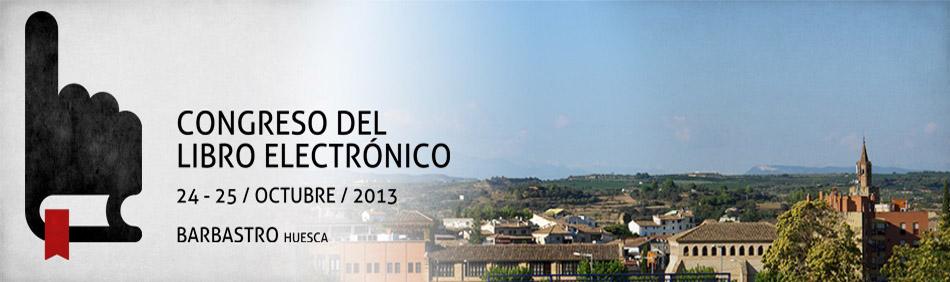 Foto congreso ebook libro electrónico Barbastro