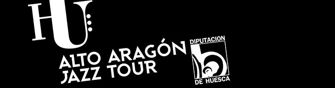 Alto Aragón Jazz Tour: el concepto en un logo